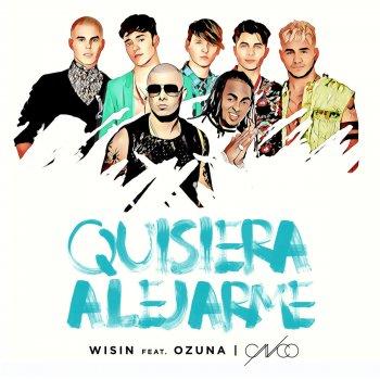 Testi Quisiera Alejarme (feat. Ozuna & CNCO) [Remix]