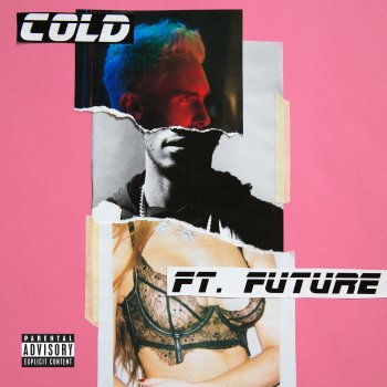 Cold by Maroon 5 feat. Future - cover art