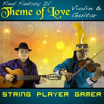 "Testi Theme of Love (from ""Final Fantasy IV"") for Violin & Guitar"