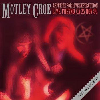 Testi Appetite for Live Destruction - Remastered (Live: Fresno, CA 25 Nov 85)