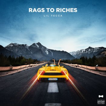 Rags to Riches by Lil Tecca - cover art