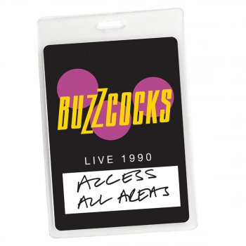 Testi Access All Areas - Buzzcocks - Live 1990 (Audio Version)