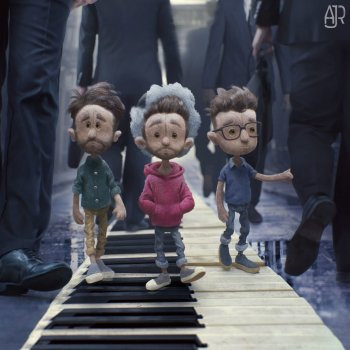 Birthday Party                                                     by AJR – cover art