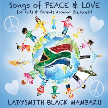 Songs of Peace & Love for Kids & Parents Around the World - cover art