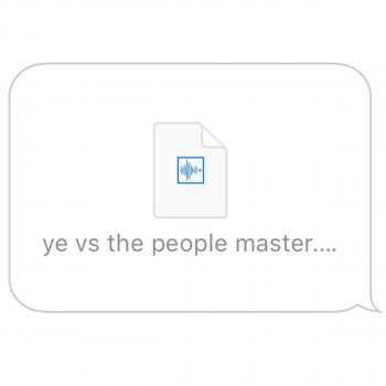 Testi Ye vs. the People (starring T.I. as the People)