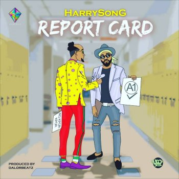 Report Card - cover art