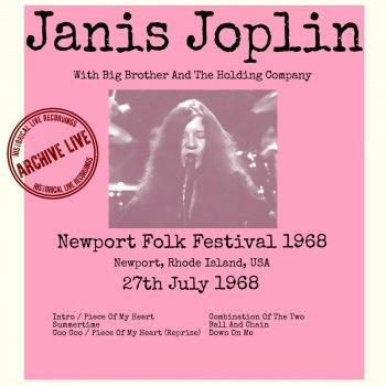 Testi Live At The Newport Folk Festival 1968