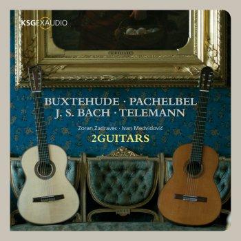 Testi Buxtehude, Bach, Pachelbel & Telemann