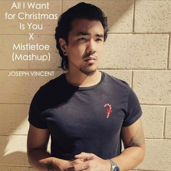 Testi All I Want for Christmas Is You / Mistletoe (Mashup)