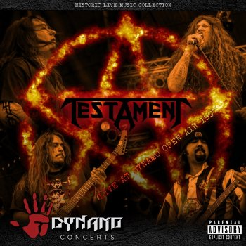 Testi Live at Dynamo Open Air 1997