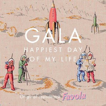 "Testi Happiest Day of My Life (From ""Favola"")"