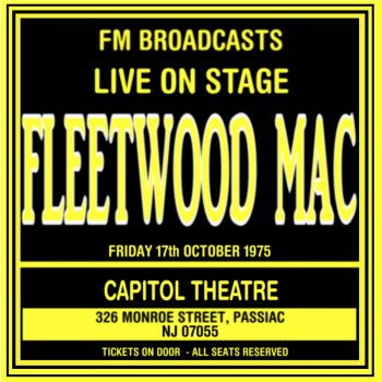 Testi Live On Stage FM Broadcasts - Capitol Theatre 17th October 1975