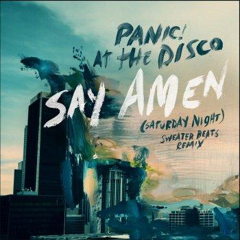 Testi Say Amen (Saturday Night) [Sweater Beats Remix]