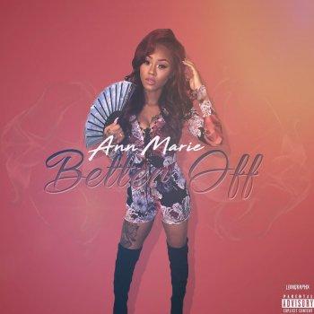 Better Off by Ann Marie album lyrics   Musixmatch - Song