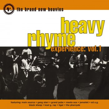 Heavy Rhyme Experience Vol.1 - cover art
