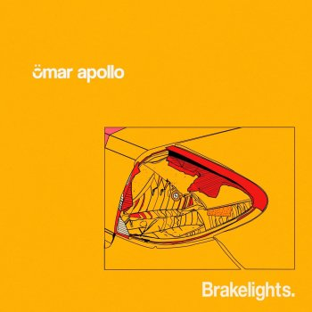 Brakelights by Omar Apollo - cover art