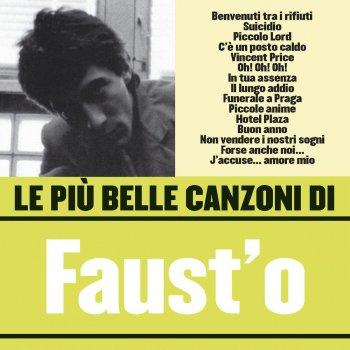 Testi Le più belle canzoni di Faust'o