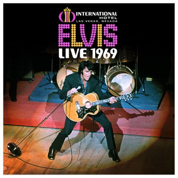 Live 1969 - cover art
