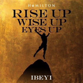 Testi Rise Up Wise Up Eyes Up