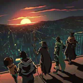 SHIBUYA (GHOST II) by Christian Rich feat. Jaden, Vic Mensa & Belly - cover art