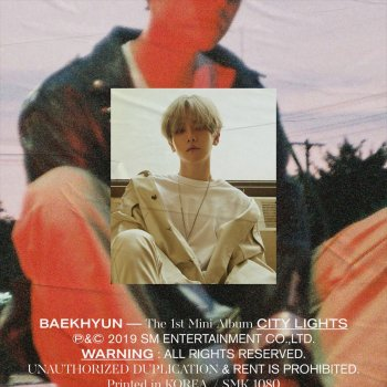 Stay Up by BAEKHYUN feat. Beenzino - cover art