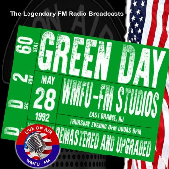 Testi Legendary FM Broadcasts: WMFU-FM Studios, East Orange, NJ, May 28th, 1992