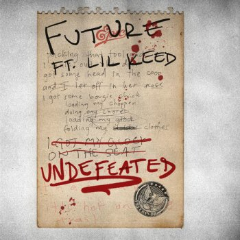 Undefeated (feat. Lil Keed)                                                     by Future – cover art