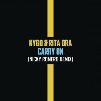 Testi Carry On (Nicky Romero Remix)