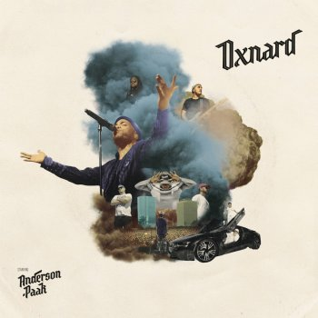 Oxnard lyrics – album cover
