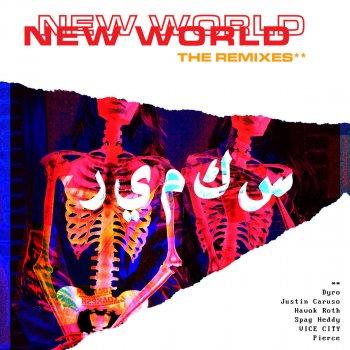 Testi New World Pt. 1: The Remixes