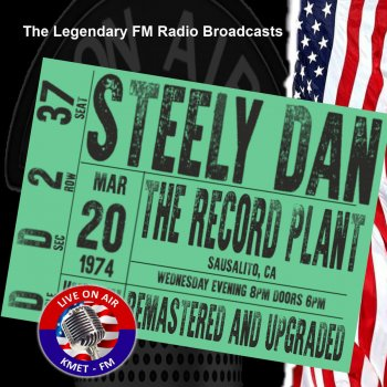 Testi Legendary FM Broadcasts - The Record Plant, Sausalito CA 20th March 1974