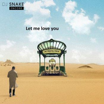 Let Me Love You lyrics – album cover