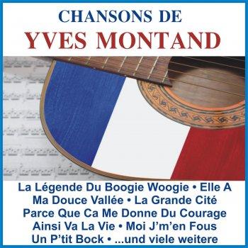 Testi Chansons De Yves Montand