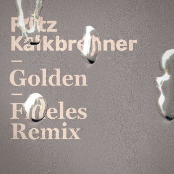 Testi Golden (Fideles Remix) - Single