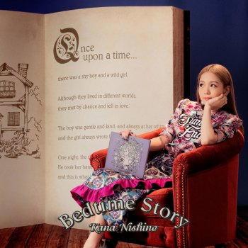Bedtime Story                                                     by 西野カナ – cover art