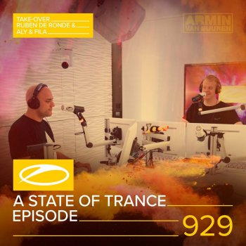 Testi Asot 929: A State of Trance Episode 929 (DJ Mix)