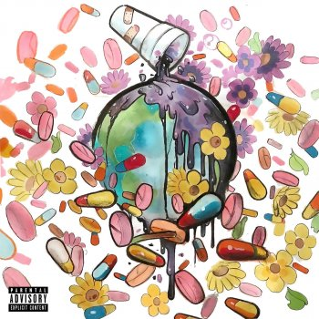 Future & Juice WRLD Present... WRLD ON DRUGS lyrics – album cover