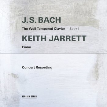 Testi J.S. Bach: The Well-Tempered Clavier, Book I (Live in Troy, NY / 1987)
