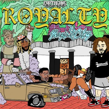 Royalty                                                     by EARTHGANG – cover art