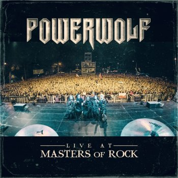 Testi Live at Masters of Rock