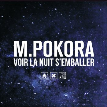 Testi Voir la nuit s'emballer (Two French Guys Remix)