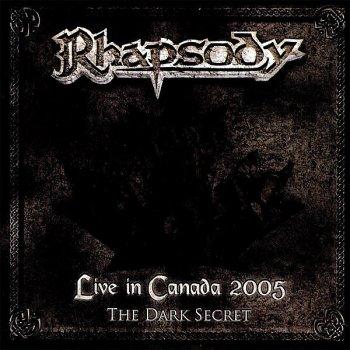 Testi Live in Canada 2005 - The Dark Secret