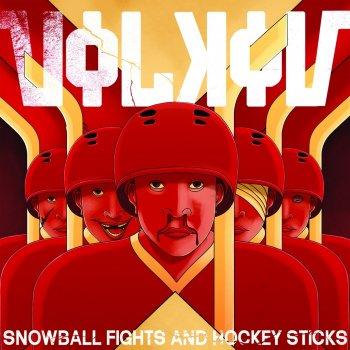 Testi Snowball Fights and Hockey Sticks