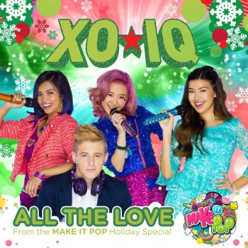 Testi Make It Pop: All the Love (Music from the Original TV Series)