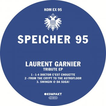 Testi Speicher 95 - Tribute EP