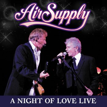 Testi Air Supply-A Night of Love Live
