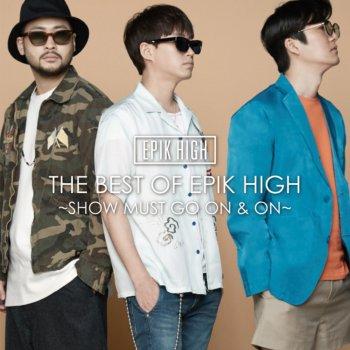 Testi THE BEST OF EPIK HIGH ~SHOW MUST GO ON & ON~