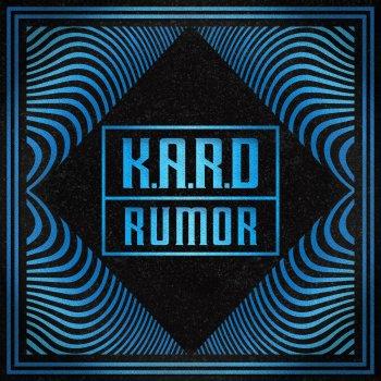 """Testi K.A.R.D Project Vol.3 """"RUMOR"""""""