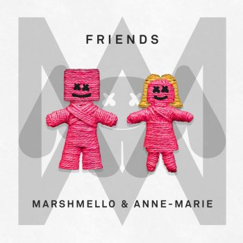 FRIENDS by Marshmello feat. Anne-Marie - cover art