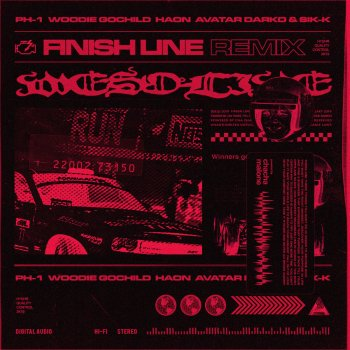 Testi Finish Line (feat. pH-1, Woodie Gochild, HAON, Avatar Darko & Sik-K) [Remix] - Single